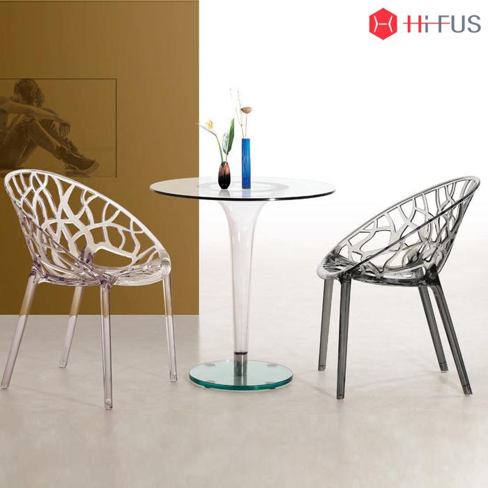 HFT-3539 아이스 강화유리 테이블