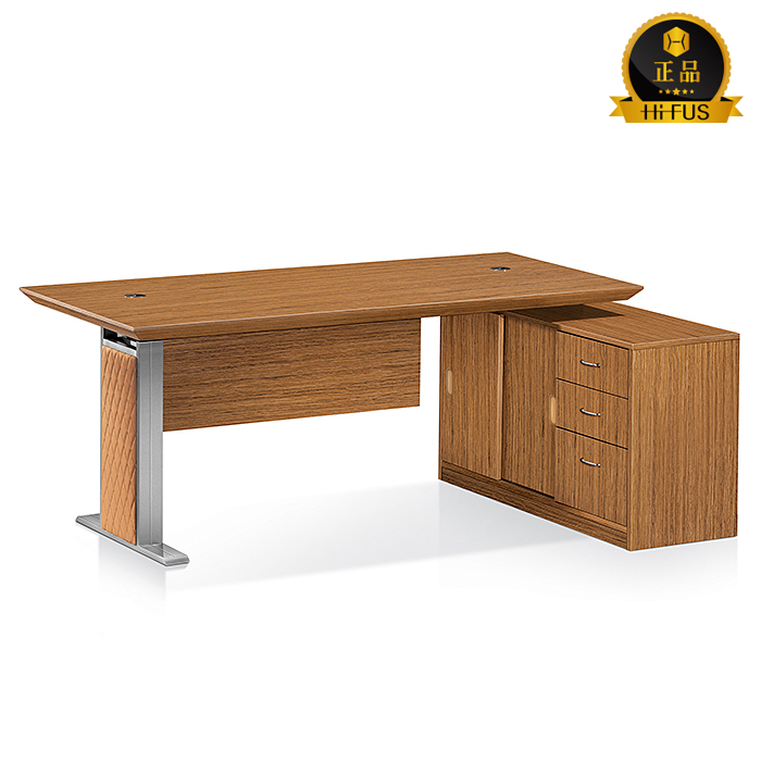 TPD-003/ 사무용 컴퓨터 목재 중역 책상 서재 테이블