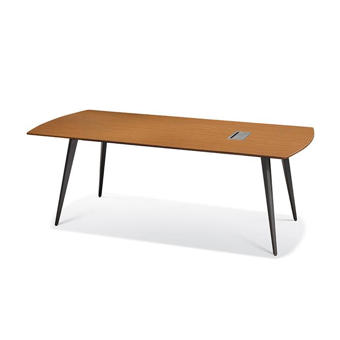 TLT-911 티크 마이스터 회의용 탁자(원톤)