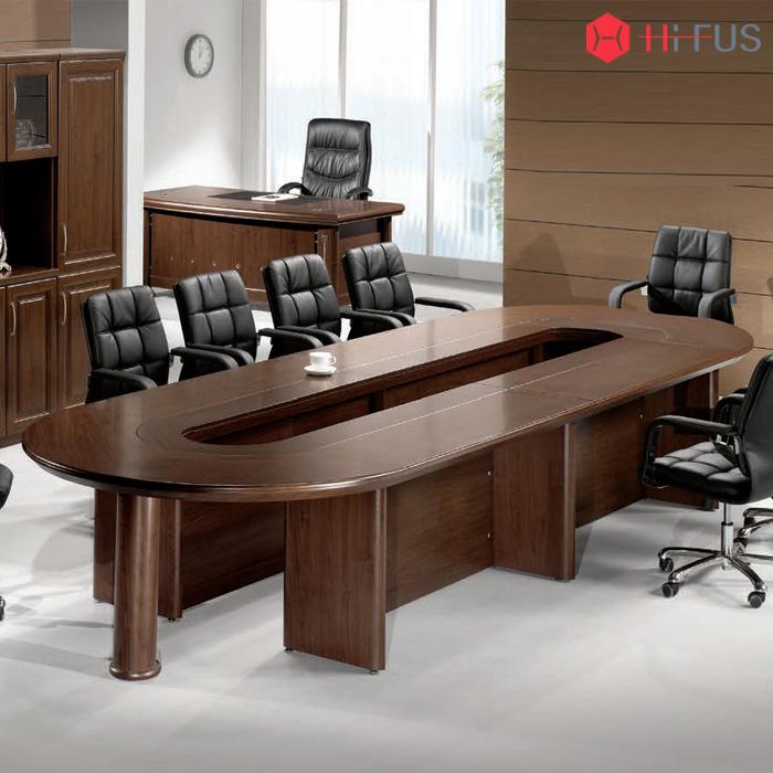 w/EUT 연결식(조합형) 회의용 탁자 투라인 (-자형B)