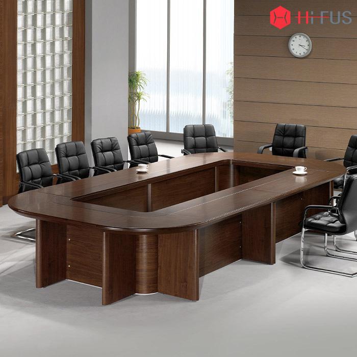 w/EUT 연결식(조합형) 회의용 탁자 투라인 (ㅁ자형)