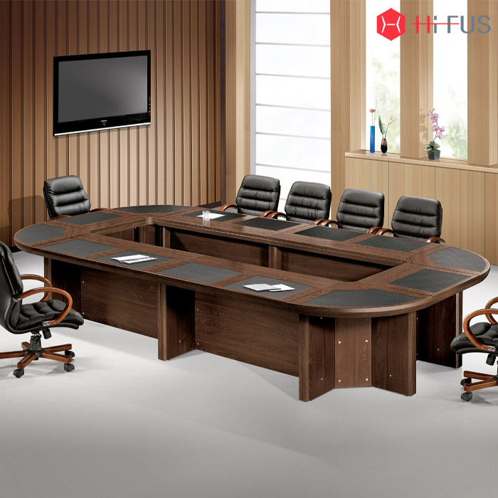 WYT 연결식(조합형) 회의용 탁자 패드형 (ㅁ자형)