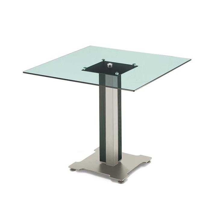PCSQ 강화유리 사각테이블
