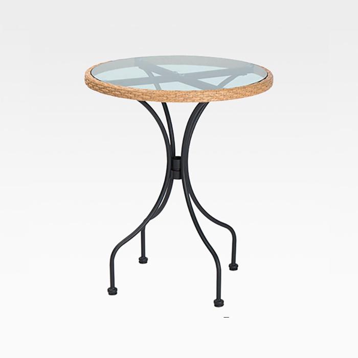 PDT-01(유리)/야외용 테이블 카페 테라스 인테리어