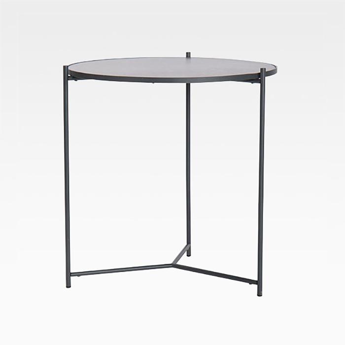 PDT-04/야외용 유리 테이블 카페 테라스 인테리어