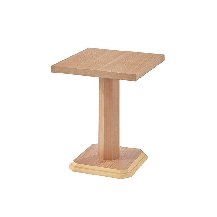PIT-703 무늬목 목재테이블