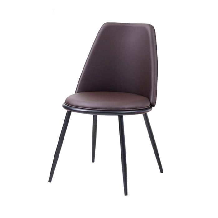 PN 라운드/업소용 식탁 의자 철제 식당 카페 체어