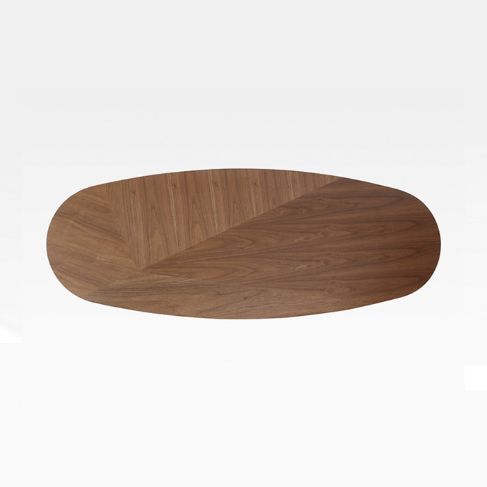 ZAT 리프커피 고무목테이블