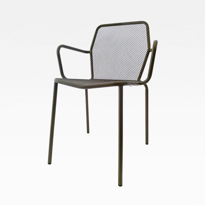 ZA 트레비암/인테리어 디자인 망 의자 야외 스틸 체어