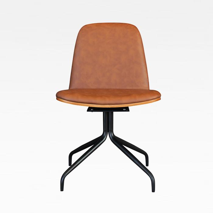ZA 블룸리볼빙/인테리어 디자인 회전 의자 카페 체어
