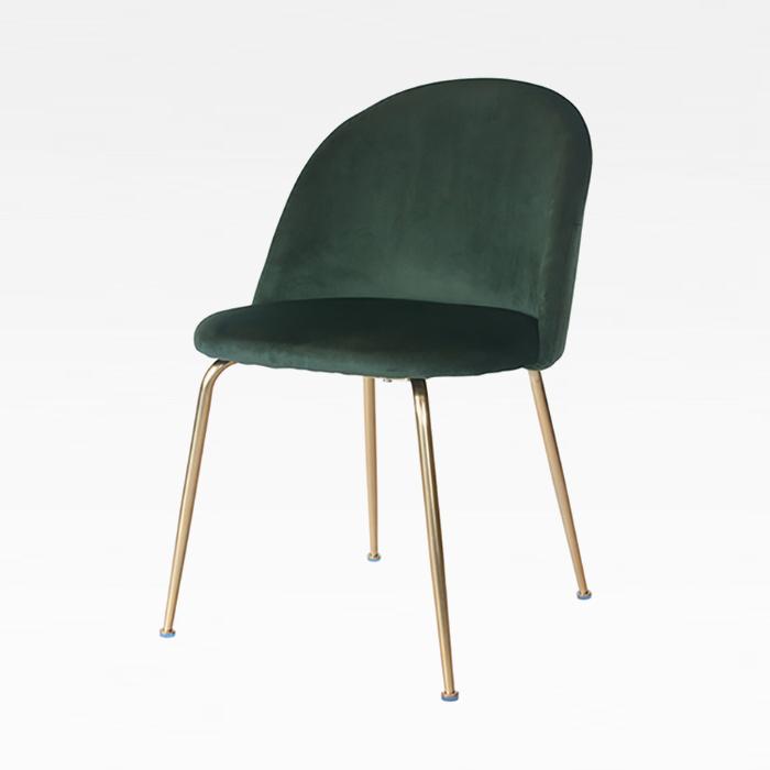 ZA 키위/인테리어 식탁 의자 카페 디자인 골드 체어