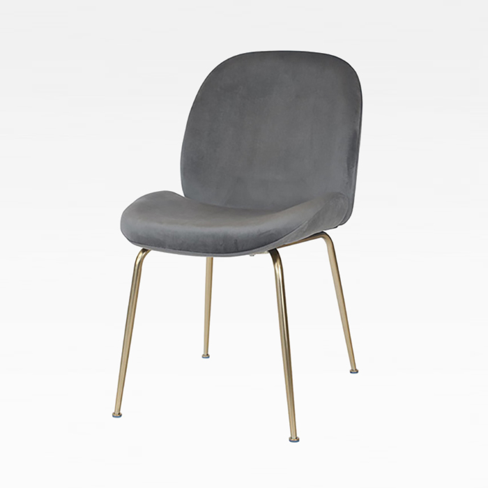 ZA 구아바/인테리어 식탁 의자 카페 디자인 골드 체어