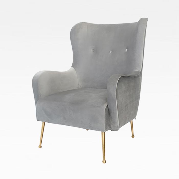 ZA 마르셀/인테리어 소파 의자 카페 디자인 골드 체어
