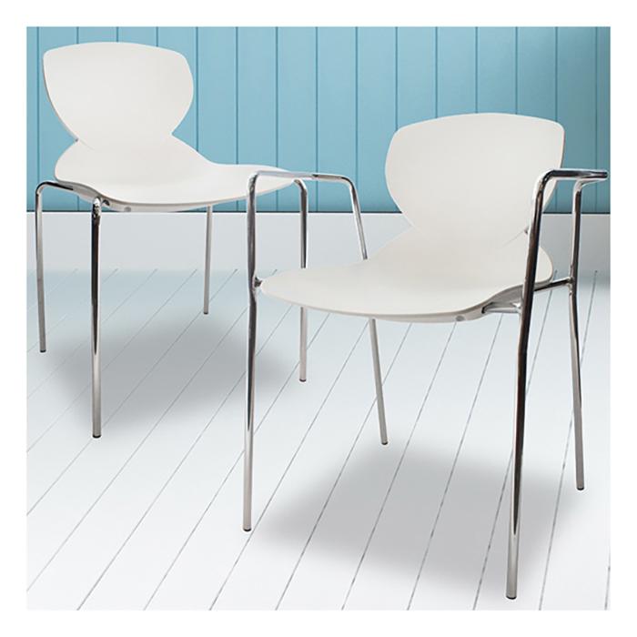 ZA 탭체어/인테리어 의자 플라스틱 예쁜 카페 암 체어