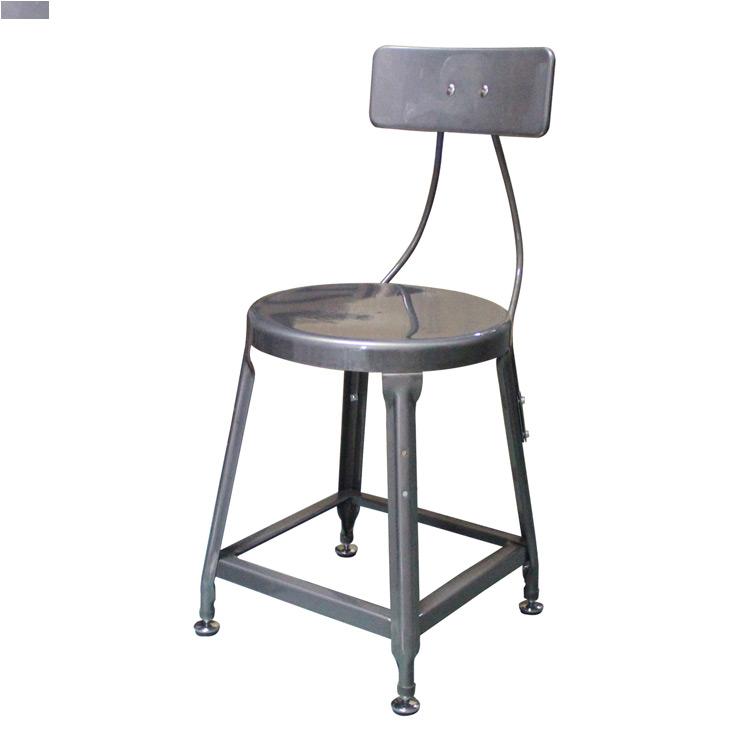 ZA 아이언/인테리어 메탈 체어 카페 빈티지 철재 의자